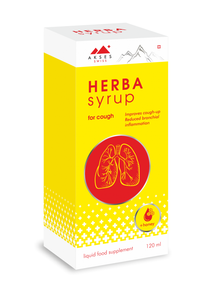 HERBA syrup honey